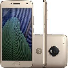 """Moto G 5 Plus Dual Chip Android 7.0 Tela 5.2"""" 32GB 4G Câmera 12MP << R$ 87912 >>"""