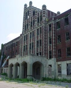Waverly Hills Sanatorium, Louisville, KY, was a tuberculosis hospital from 1910 to 1961.  It is now a haunted tourist attraction.