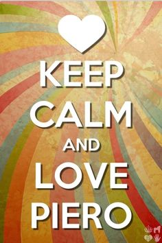 Keep Calm...Piero ❤ IL VOLO ❤