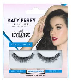 Eylure Katy Perry Lashes Lovely Lolita * To view further for this item, visit the image link. #beautyandmakeup