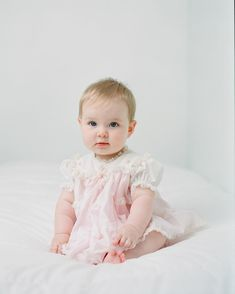 Wearing the dress her mother wore. Baby Girl Photography, Portrait Photography, Bedroom Door Design, Twin Babies, Family Photographer, Baby Photos, Cute Kids, Seattle, Photo Ideas