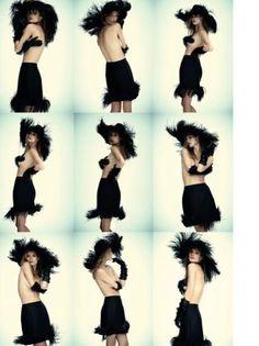 Fashion Is A Attitude: Malgosia Bela for SKP Magazine December 2014