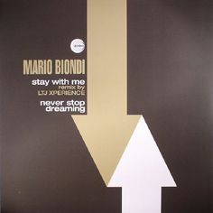The artwork for the vinyl release of: Mario Biondi - Stay With Me (Schema) #music SoulJazz