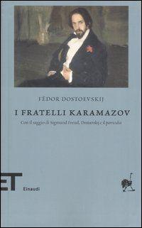 """""""I fratelli Karamazov"""" Fedor Dostoevskij. Regalo della mia laurea.  Un classico molto bello, al di della iniziale paura per la sua lunghezza, si rivela scorrevole e ricco di emozioni, con uno spaccato russo molto bello!"""