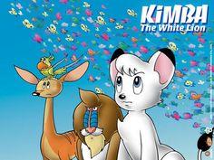Kimba el leon blanco.