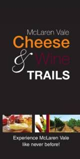 The McLaren Vale Cheese and Wine Trail starts here at Blessed Cheese.  A progressive picnic matches South Australia's finest artisan cheese with wines from the regions best wineries.