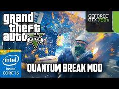 Grand Theft Auto V | Quantum Break Mod | GTX 750 ti