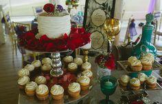 Kara & Christopher's destination wedding in Punta Cana - destination wedding reception, @luxdestweds