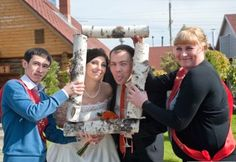 Matrimonio foto brutta.