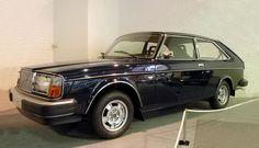 Volvo 263GL Hatchback Prototype (1973)