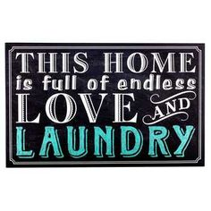 Word Wall Decor Plaques Signs Alluring Turquoise Laundry Word Wood Wall Decor  Our Laundry Room Inspiration