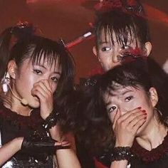 Cuties 🤘🤘🤘😍😍😍 #BABYMETAL #BABYMETALTEXAS #BABYMETALJAPAN #BABYMETALDEATH #Metal #MetalHead #SUMETAL #NakamotoSuzuka #YUIMETAL #MizunoYui #MOAMETAL #KikuchiMoa #Kawaii #KawaiiMetal #Japanese #Japan #HeavyMetal #Headbanger #Kitsune #FoxGod #AsianGirls #Jpop #Follow #Like #🤘