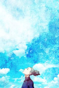 The sky makes me happy. by panatheist on DeviantArt