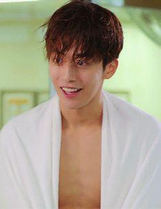 """jung joon hyung smile appreciation post """