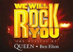Animate Css, Ben Elton, We Will Rock You, Cape Town, Musicals, Management, Neon Signs, Content, Queen