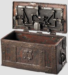 medieval strongbox - Google Search