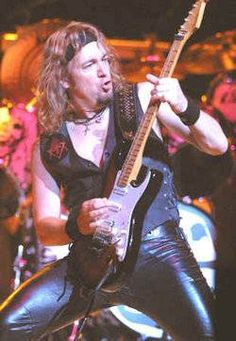 Adrian Smith - Iron Maiden!