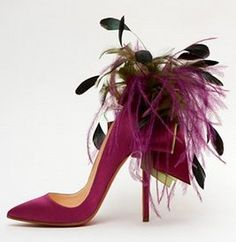 Fascinated by this shoe!