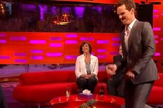 And Cumberbatch? Well, he brought it. | This Vine Of Benedict Cumberbatch Doing The Beyonce Walk Is Just Divine