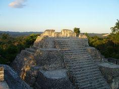 The Maya Ruins of Caracol