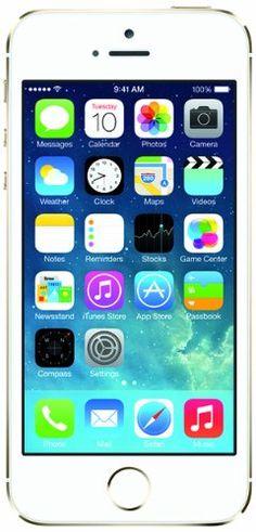 Apple iPhone 5S 64 GB Sim Free Unlocked Mobile Phone - Gold - http://www.computerlaptoprepairsyork.co.uk/mobile-phones/apple-iphone-5s-64-gb-sim-free-unlocked-mobile-phone-gold