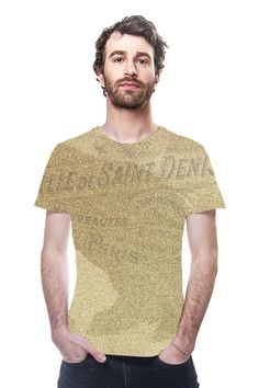 By Christa Meyer. All Over Printed Art Fashion T-Shirt by OArtTee! Photo Composition, Vintage Horse, Fashion Art, Grunge, Typography, Men Casual, Horses, Brown Beige, Printed