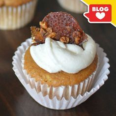 Candied Pepperoni Cupcakes