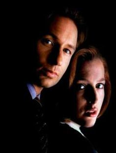 The X Files: Fox Mulder and Dana Scully