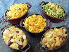 Food Network has taken this classic comfort food and spun it in four fun and different ways