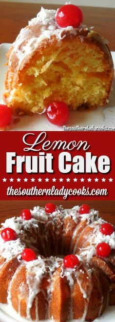 Lemon fruit cake is easy, made with a mix and a delicious cake for Easter or any holiday. Mandarin oranges, pineapple and coconut are wonderful in this cake. Great for any spring or summer event.
