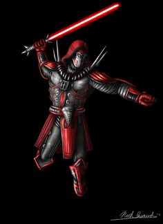 Darth Marr - A Human male Dark Lord of the Sith who served on the Dark Council of the resurgent Sith Empire during the Great Galactic War, the Cold War, and the Galactic War. He headed the Sphere of Defense of the Empire. Star Wars Sith, Star Wars Rpg, Star Wars Concept Art, Star Wars Fan Art, Star Wars Legacy, Star Wars The Old, The Old Republic, Star Wars Images, Star Wars Poster