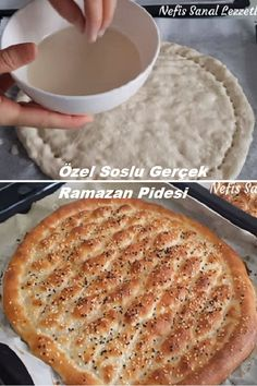 Food N, Diy Food, Food And Drink, Bread Recipes, Cooking Recipes, Ramadan Recipes, Bread Cake, Easy Bread, Food Decoration
