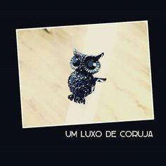 Um luxo de Coruja - Anel