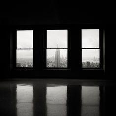 Three Windows - New York City, NY, 2012_Josef Hoflehner