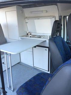 STYLEVAN PEUGEOT EXPERT | Stylevan - Amenagement de fourgon en camping car