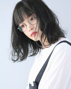Korean Hairstyles Women, Japanese Hairstyles, Asian Hairstyles, Men Hairstyles, Medium Hair Styles, Curly Hair Styles, Short Grunge Hair, Ulzzang Hair, Matted Hair