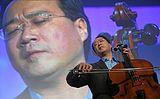 Yo-Yo Ma, world renowned cellist