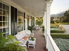 Country Porch - Found on Zillow Digs