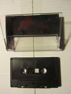 20 x No-Name Audio Kassette – MC – 60 Min. – schwarz – Leerkassetten (20)