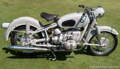 1967 BMW R60/2 600 Motorcycle Restoration: Tim Stafford, California