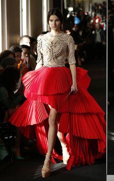 Haute couture : Yiqing Yin, Stéphane Rolland et Julien Fournié