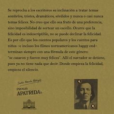 Julio Ramón Ribeyro, Perú (1929-1994)