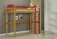 High Sleeper Beds | Bunk Beds | High Sleeper Beds with Mattress | Children's Beds at Beds4less