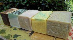 Handmade Soap ... 5 soaps Handmade Soaps #handmadesoap