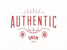 Dribbble - Dnow 2014 by Tyler Anthony