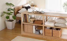 Household goods Special | | Muji store net storage of Muji | oak shelf unit