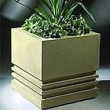 Cube Stone Planter
