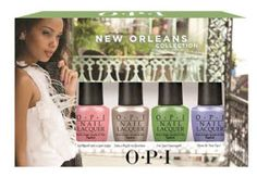 everything2k: New Orleans Collection By OPI Spring/Summer 2016...Squee!!!!!!