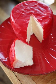 homemade chedder cheese