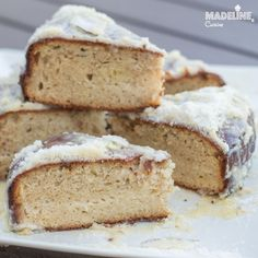 Pentru cei la dieta low carb, keto sau LCHF, acest pandispan e ideal si failproof Almond Recipes, Keto Recipes, Madelines Recipe, Sponge Cake Recipes, Almond Flour, Vanilla Cake, Banana Bread, Deserts, Low Carb